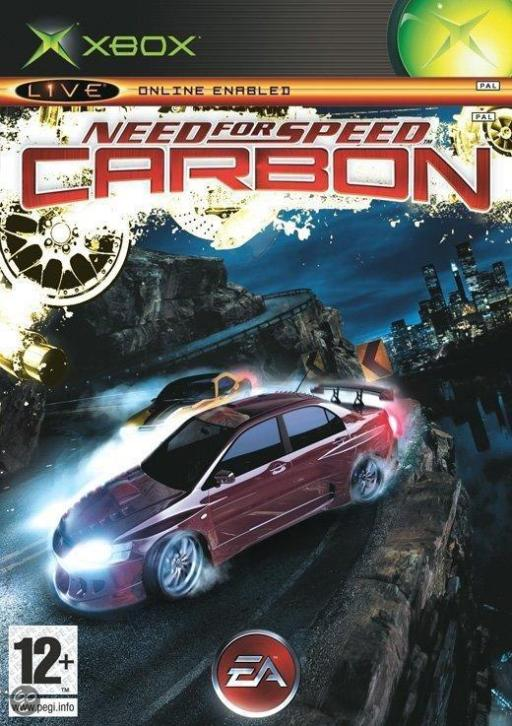 Need For Speed, Carbon (import) | Xbox | iDeal