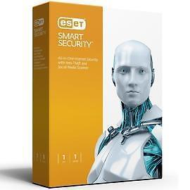 ESET Smart Security 8 - 1 Gebruiker 1 jaar DVD (Software)