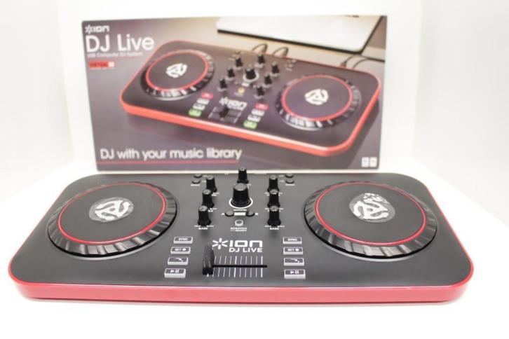 Ion DJ Live USB DJ System Used Products Vlaardingen