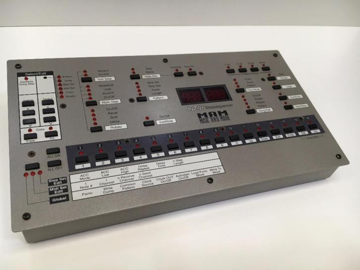 VINTAGE MAM SQ16 Step Sequencer