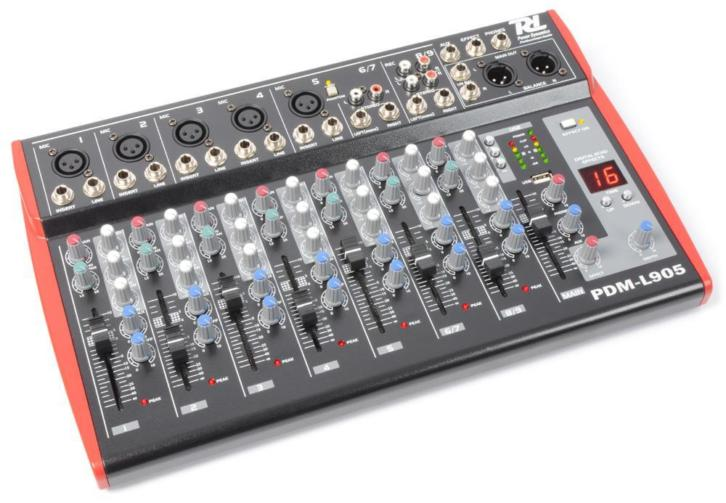 Power Dynamics PDM-L905 Live Mixer