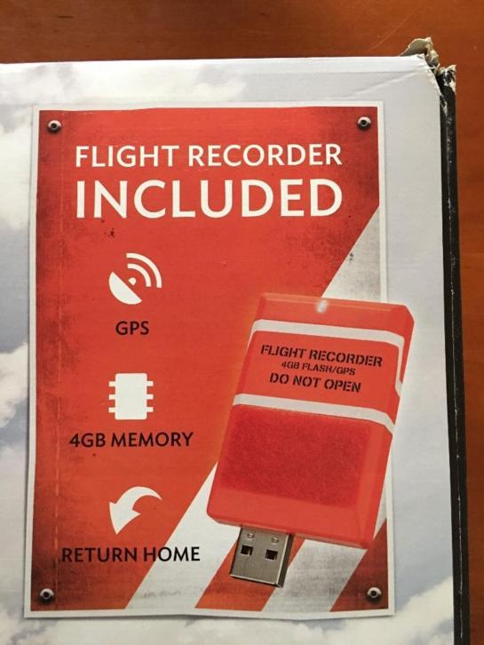 Parrot AR.Drone 2.0 GPS Edition Sand incl. Flight Recorder