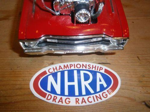 N.H.R.A. stickers & others
