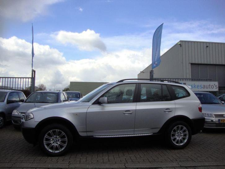 BMW X3 3.0d executive aut NAP,NAVI,LEDER (bj 2004)