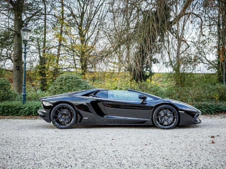 Lamborghini Aventador 6.5 V12 LP700-4 Roadster LP700 50th