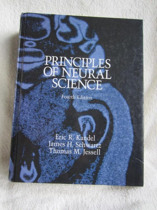 Principles of Neural Science-Fourth Edition- Eric R. Kandel