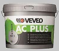 Veveo Collix AC Plus MAT Wit of RAL 9010 - 10 Liter