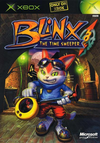 (Xbox) Blinx The Time Sweeper [Xbox 360] Garantie & morge...