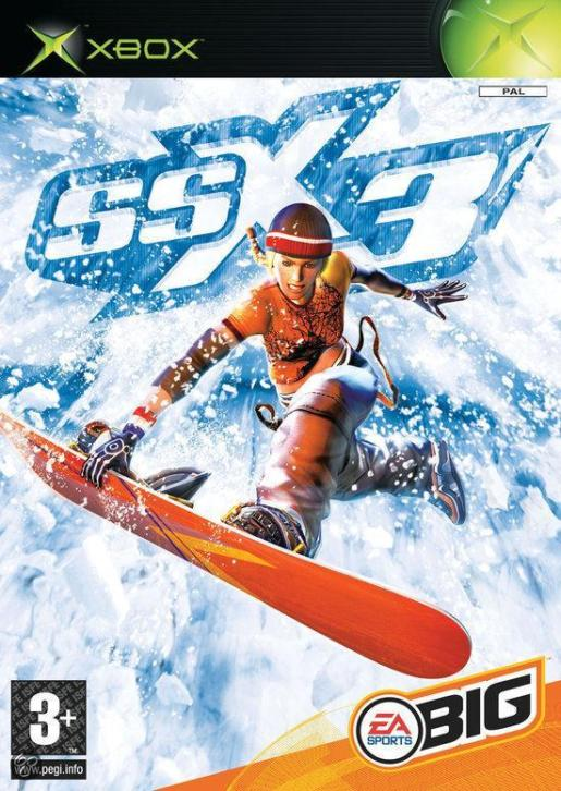 Ssx 3 | Xbox | iDeal