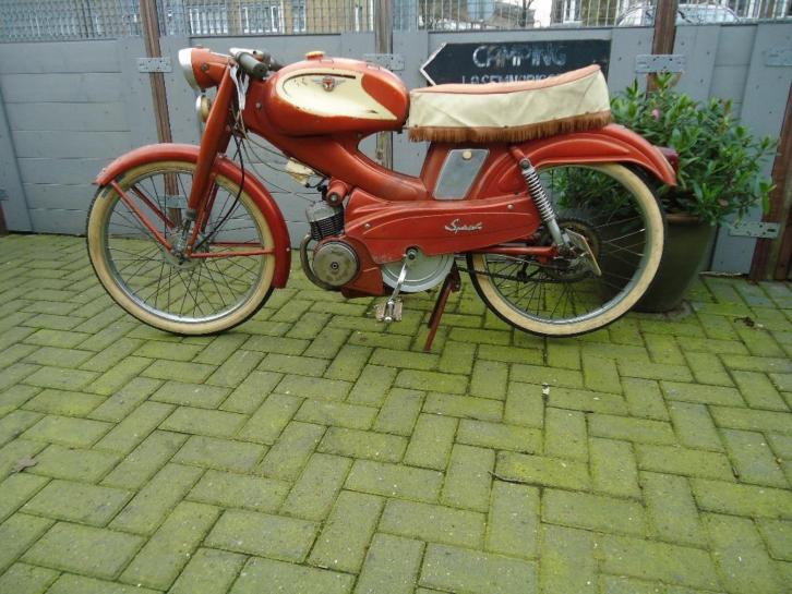 Mobylette Sport Speciale SP 50 1960