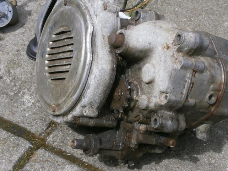 brommer puch vs50d 1962