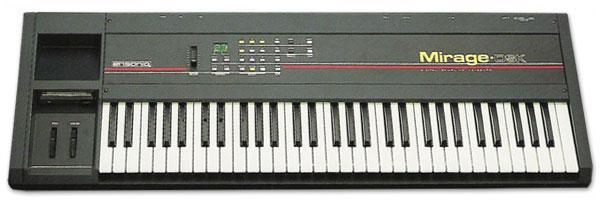 Ensoniq Mirage DSK1