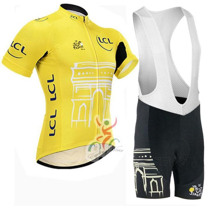 Tour Geel 2015 wielerkleding wielerset - direct leverbaar