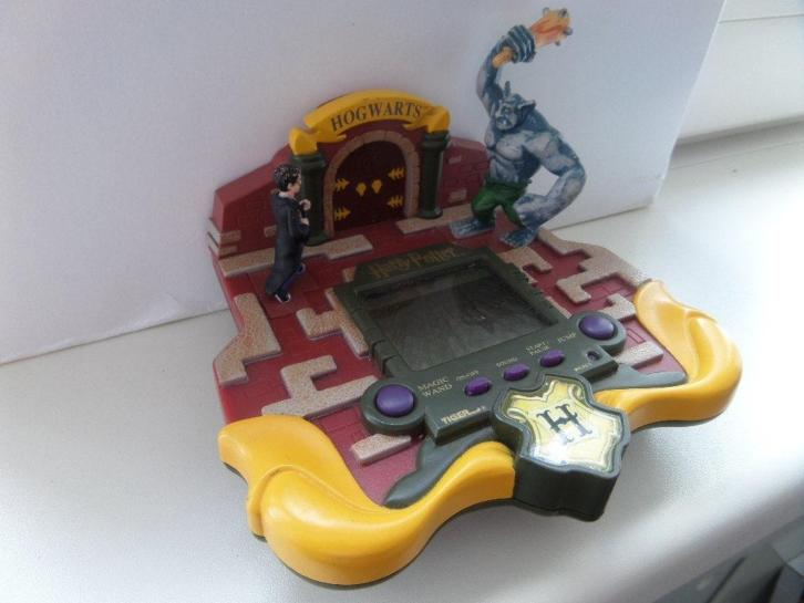 Harry Potter LCD game