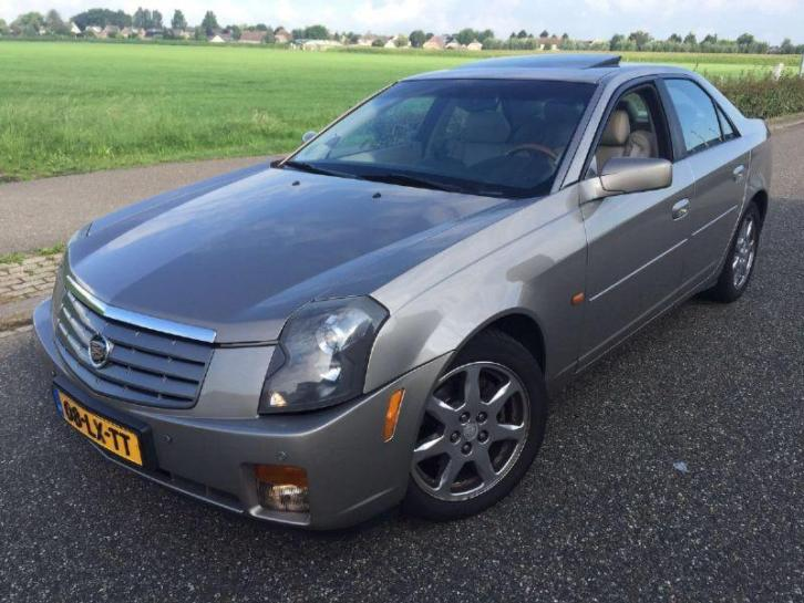 Cadillac CTS 3.2 V6 Sport Luxury aut / 88.000km NAP!