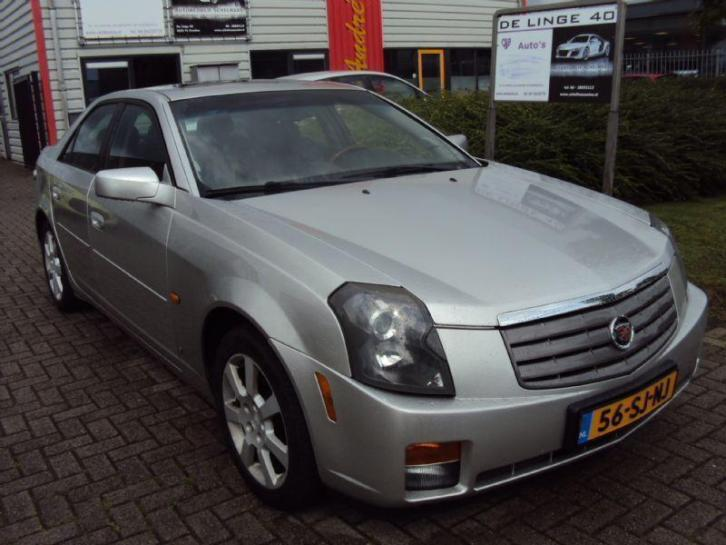 Cadillac CTS 3.6 sport luxury business edition aut LPG3!