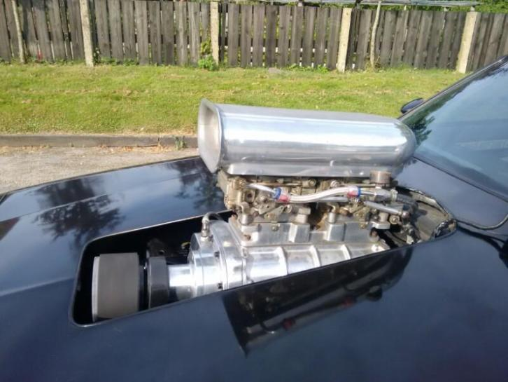 buick regal coupe 77 V8 blower