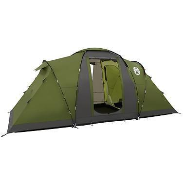 Coleman tunneltent Bering 4