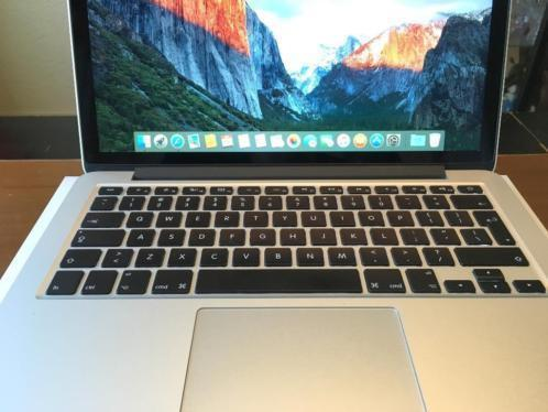 "Macbook Pro 13""Retina 2015 3.0 I7 16GB+512SSD+DOOS+AppleCare"