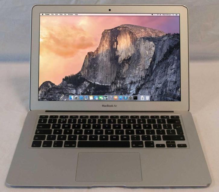 Apple MacBook Air 13,3 inch met garantie bij www.iUsed.nl