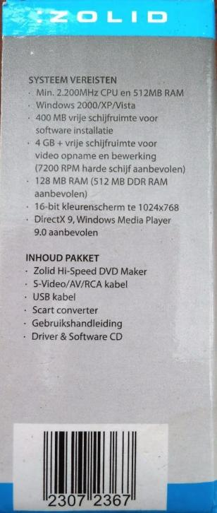 Hi-speed dvd maker