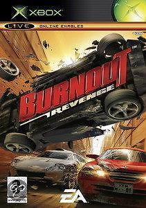 Burnout, Rush Hour (Revenge) | Xbox | iDeal