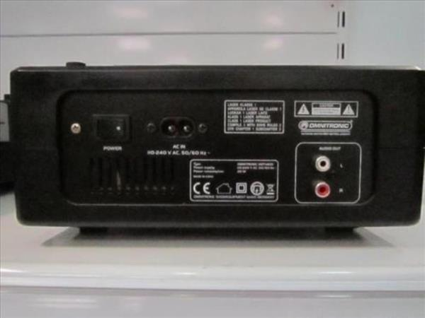 Omnitronic XMT-1400 Table top 1145