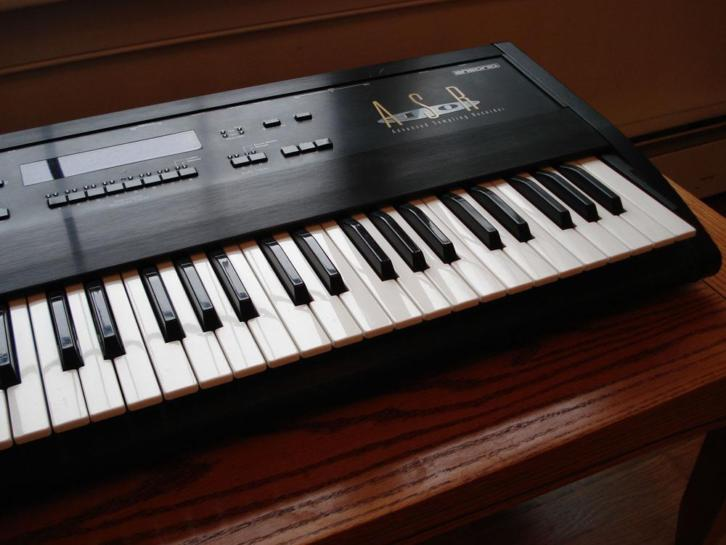 Ensoniq asr-10 Sampler 16MB + SCSI aansluiting + HD €450,