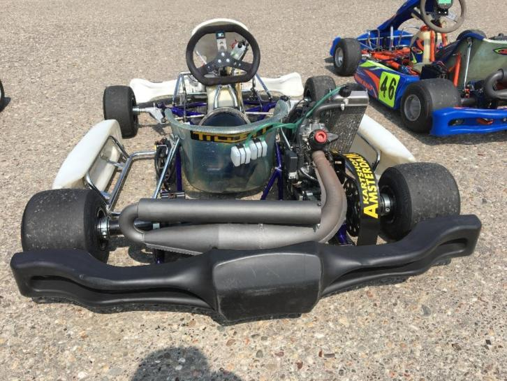Arrow 125cc Rotax max senior
