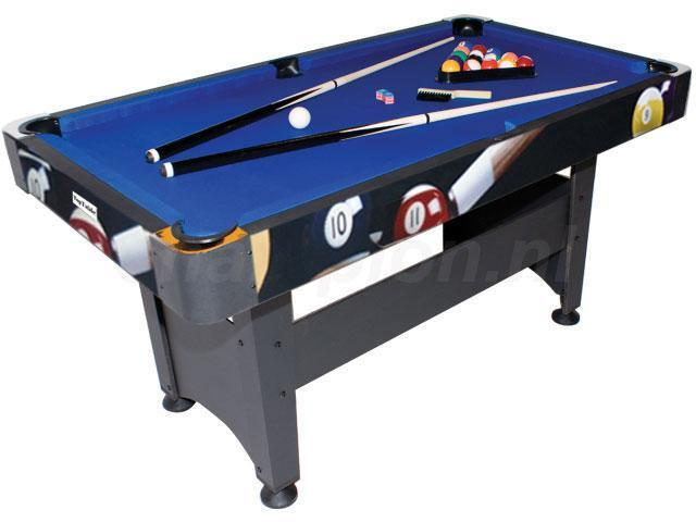 Pool biljart TopTable Chicago Poolballs 5ft