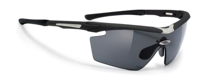 Rudy Project Genetyk Matte Black Polar3FX Grey Laser