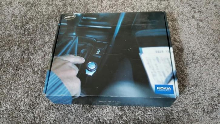 Nokia ck-7w car kit