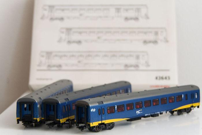 Marklin 42643, NS IC+