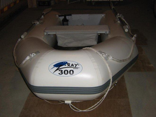 "Rubberboot ""Ray Series 300"" te koop!"
