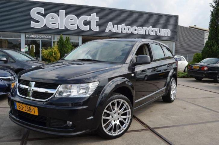 Dodge Journey 2.4 Se Cruise Control | DVD-speler | ECC | NAP