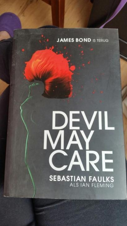 boek devil may care