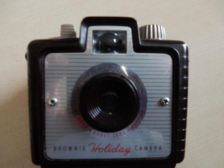 Kodak vintage fotocamera Brownie Holiday