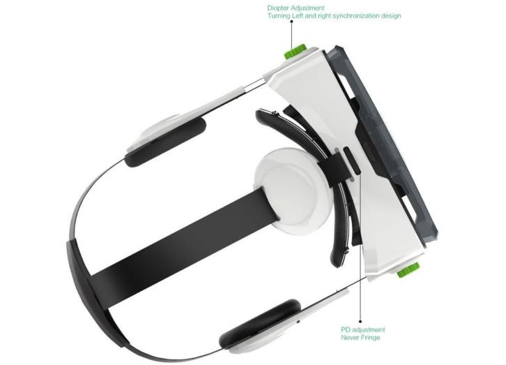 Hyper Sonstiges - Hyper ++ Virtual-Reality-Headset