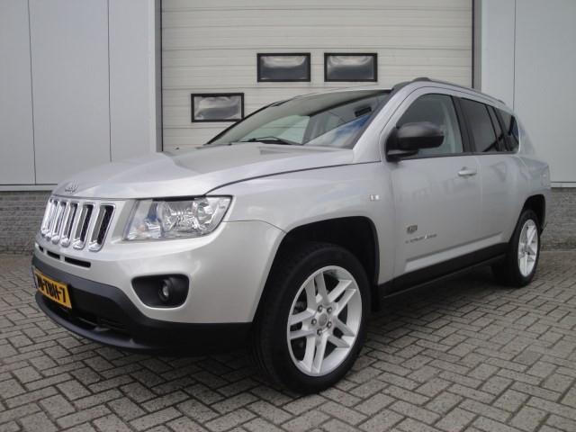 Jeep COMPASS 2.0 156pk 70TH ANNIVERSARY CLIMA-CRUISE-LEER-LM