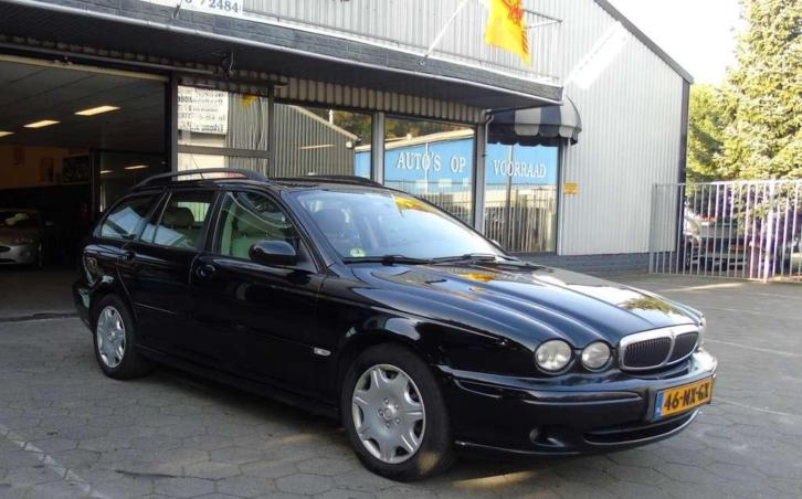 Jaguar X-type Estate 2.0 D AIRCO