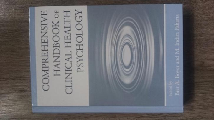 Comprehensive Handbook of Clinical Health Psychology - Boyer