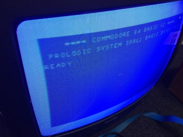 commodore 64 Prologic Dos + SD2IEC