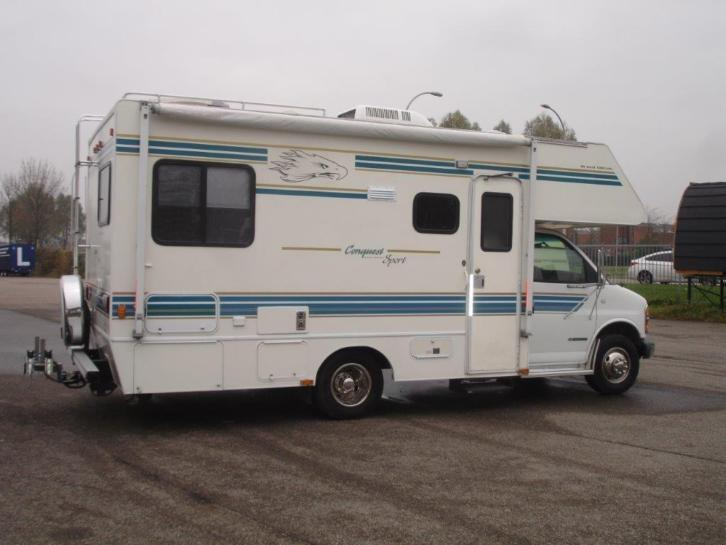 Chevrolet conquest motorhome