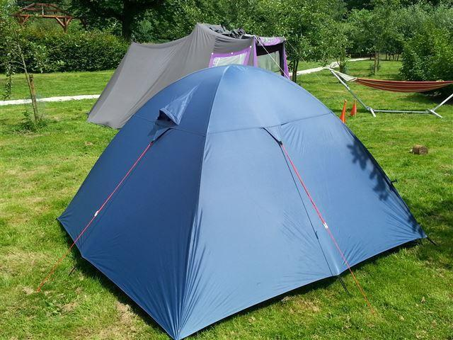 2 persoons tent van polyester 69361