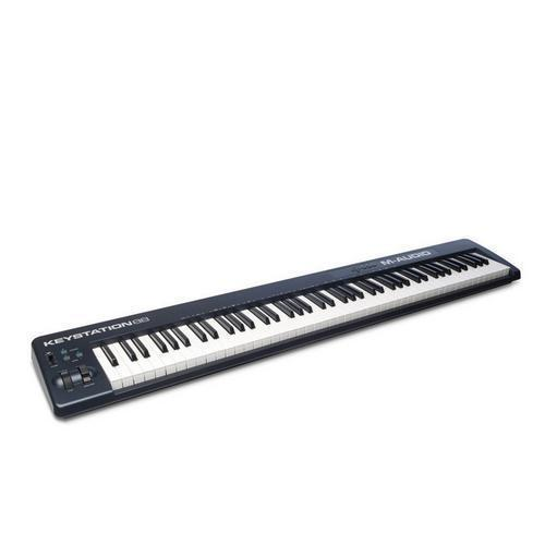 M-Audio Keystation 88 MK2 USB/MIDI-keyboard voor € 179.95