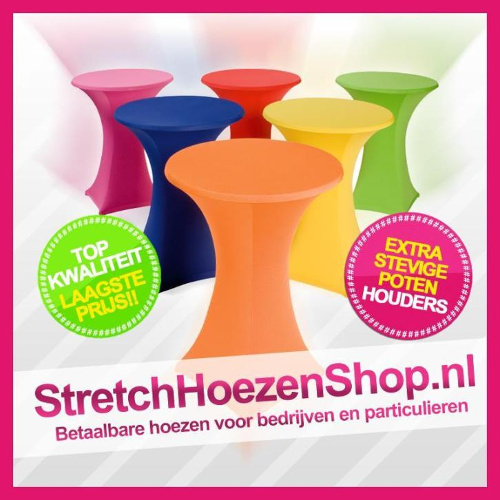 OP=OP Stretchhoes - Statafelhoes - Tafelrok - Tafelhoes