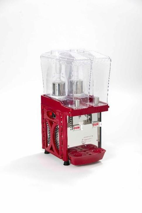 Drink dispenser Capri 2x10 liter
