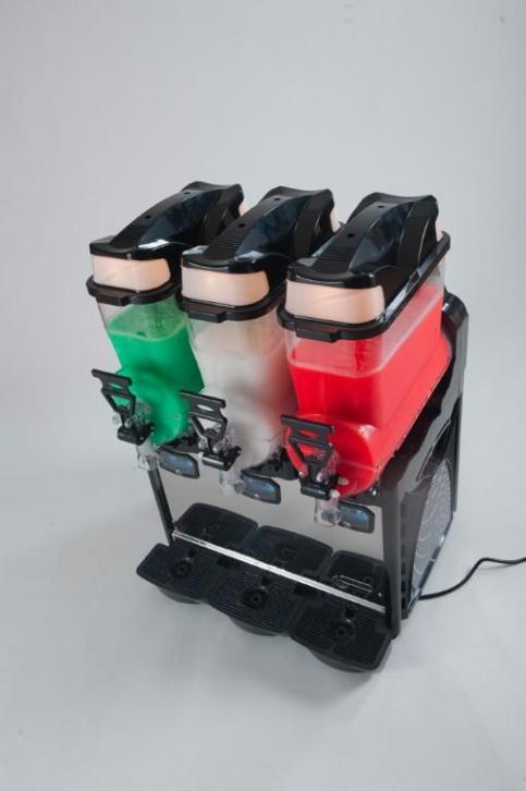 Slush Machine 3x10 liter LED
