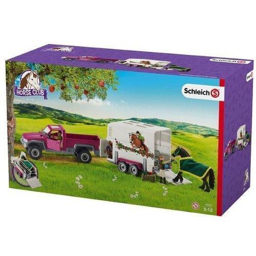 Schleich® 42346 Bundel Pick-Up + Trailer & Acc. € 43,95