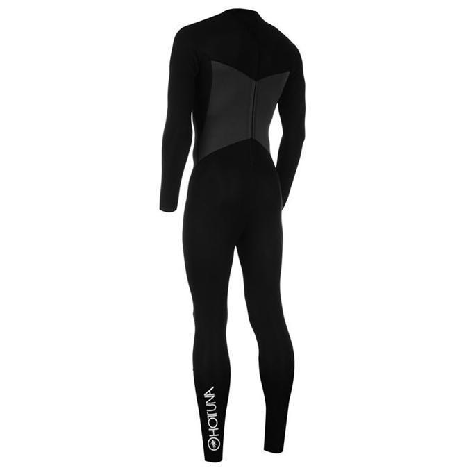 Hot Tuna Full Wetsuit Heren Zwart/Antraciet L XL 2XL